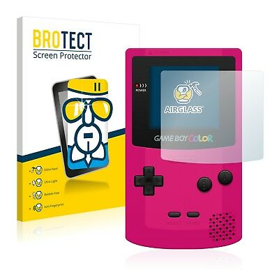 BROTECT AirGlass Flexible Glass Screen Protector for Nintendo Gameboy Color