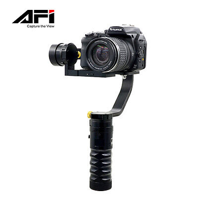 AFI VS-3SD Handheld 3-Axle Brushless Handheld Steady Gimbal Stabilizer for Canon