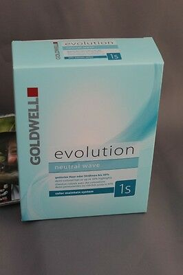 (15,79€/1Stk) Evolution neutral Wave 1s tinted or highlights Goldwell Dauerwell