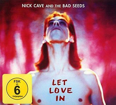 Nick Cave And The Bad Seeds - Let Love In (NEW CD+DVD)
