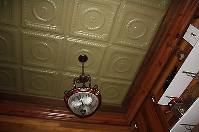 Antique Pressed Tin Ceiling (40 pieces)**Free Shipping*** As Seen On Fixer Upper