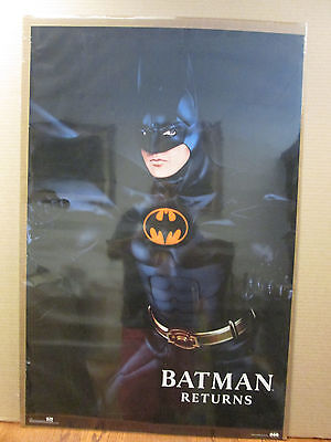 Vintage 1992 Batman Returns original movie poster 9589