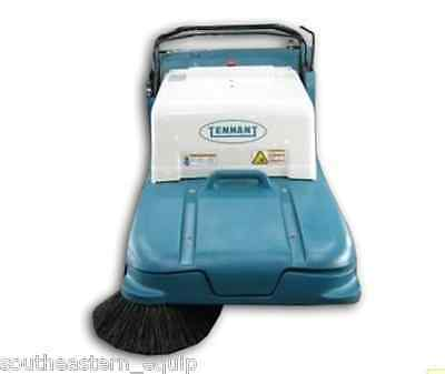 Reconditioned Tennant 3640/6080 Battery Walk Behind Sweeper
