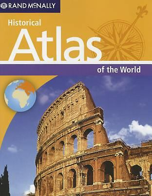 Historical Atlas of the World (2012, Paperback)