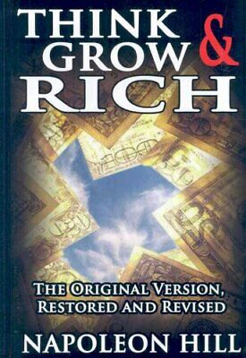Think and Grow Rich Original Version by Napoleon Hill 9789562914055 | Brand New