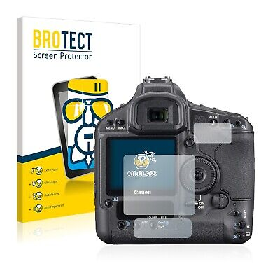 Canon EOS 1Ds Mark III Glass Screen Protector Protection Film
