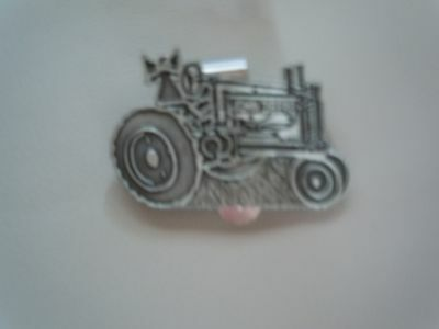 Jd John Deere Tractor Money Clip New