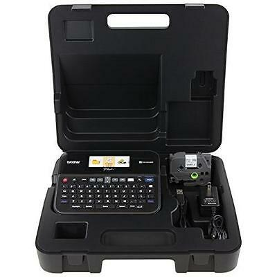 Brother P-touch PTD600VP PC Connectible Label Maker with Case New