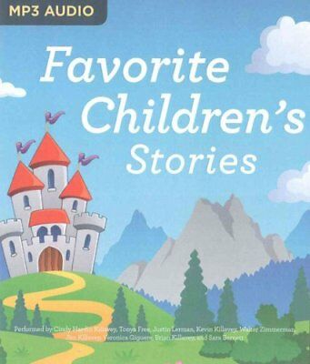 Favorite Children's Stories by Various 9781491590942 (CD-Audio, 2016)