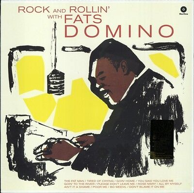 Rock & Rollin' With + 4 bonus tracks (180g) 12 inch, Fats Domino,. 8436542011952