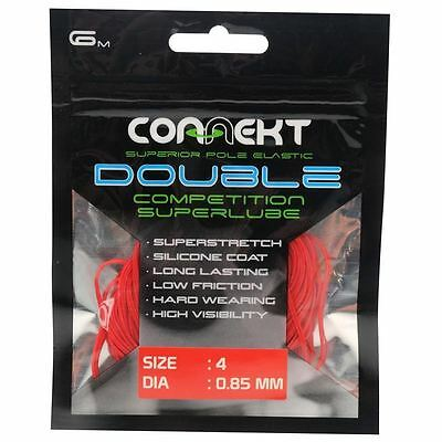 Connekt Double Competition Super Lube Elastic Fishing Accessories