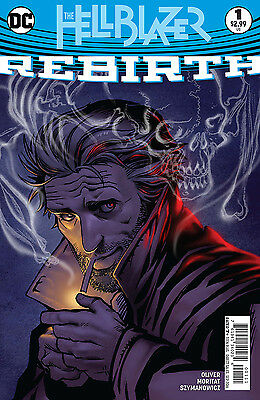 HELLBLAZER REBIRTH #1, New, First Print, DC Comics (2016)