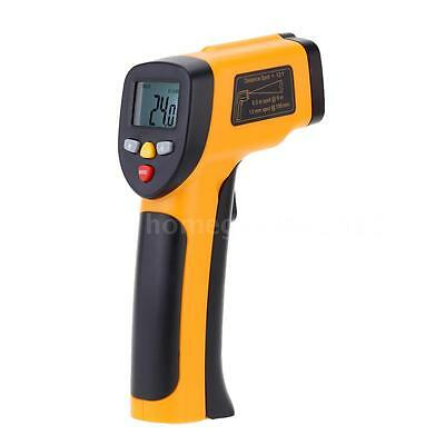 Digital Non-Contact IR Infrared Thermometer Gun Laser Point -55~650℃ HT-816 F0M0