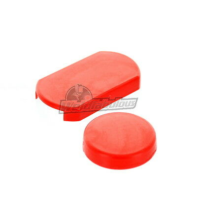 Bessey 3101395 Plastic Replacement Pads for TG4.5 Pkg = 10