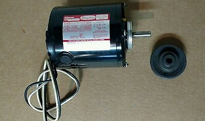 Dayton Split-Phase Fan & Blower Motor 1/4 HP 1725 RPM 115 volts