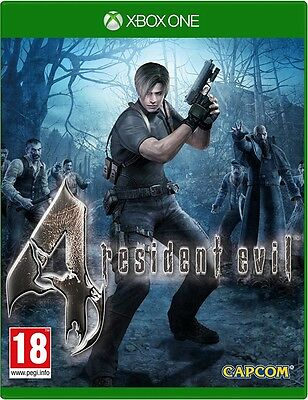 Resident Evil 4 HD Remake (Xbox One) NEW & Sealed
