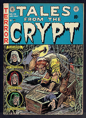 1952 EC Tales From the Crypt #29 FN-