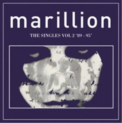 Marillion-The Singles  CD / Box Set NEW