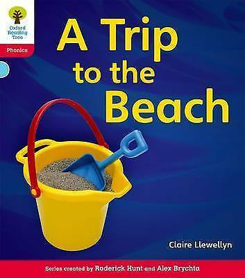 Oxford Reading Tree: Level 4: Floppy's Phonics Non-Fiction: A Trip to the Beach,