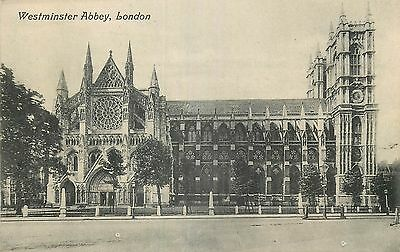 Cp Westminster Abbey London