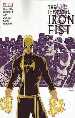 The Immortal Iron Fist The Complete Collection Vol 1 trade paperback Fraction