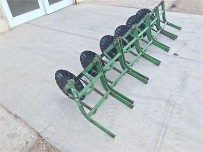 6 No Till Coulters for John Deere 7000 Planter