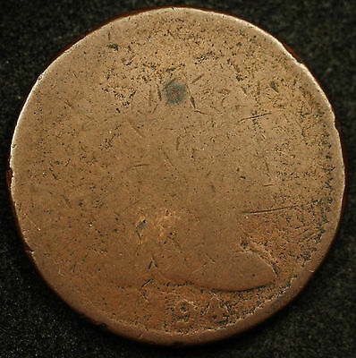 1794 Large Cent.  Circulated.  94319