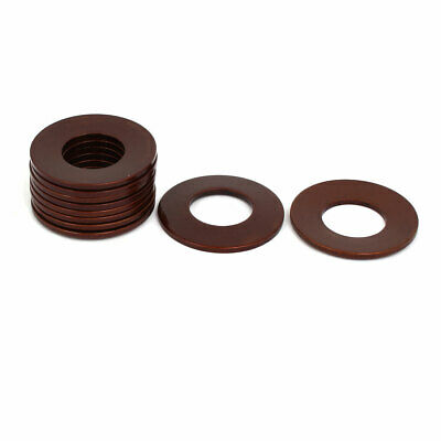 45mm Outer Dia 22.4mm Inner Dia 2.5mm Thickness Belleville Spring Washer 10pcs