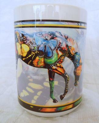 ORCA COATINGS Marion Cultural Alliance Mug Horse Fever Artist Weakley