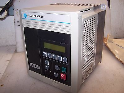 Allen Bradley 3 Hp Ac Vfd Variable Frequency Drive 1305-Ba06A Ser C