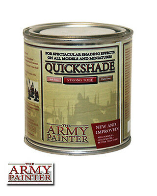 The Army Painter Quickshade Strong Tone Brand New In Stock Fast Dispatch