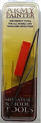 The Army Painter Drill Bits Spare Drills & Pins Brand New