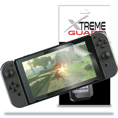 XtremeGuard Screen Protector For Nintendo Switch (Anti-Scratch)
