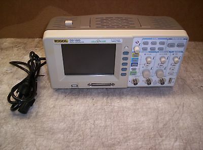 Rigol DS1102D 2+16 Channel 100Mhz 1GSa/s Digital Oscilloscope Guaranteed