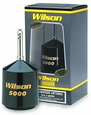 Wilson Antennas 880-200154B W5000 Series Roof Top Mount Mobile Cb Antenna Kit