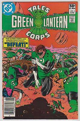 L3122: Tales of the Green Lantern Corps #2, Mint Condition