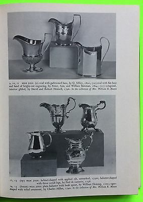 Small Antique Silverware Book Collecting British English Sterling Silver 1st Ed