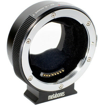 Metabones Smart Adapter T Mark IV for Canon EF or Canon EF-S Mount Len