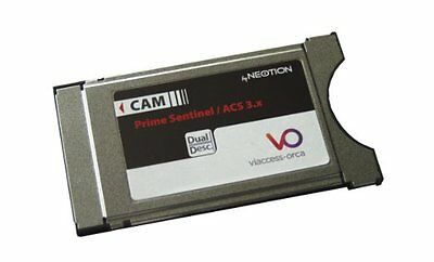 CAM VIACCESS NEOTION - Compatibile con Abbonamenti a tecnologia Viaccess