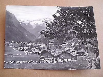Aosta - Gressoney St. Jean m. 1385 - panorama