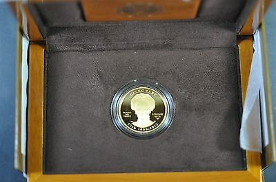 2013 W First Spouse Gold Proof Coin Helen Taft $10 W/Box and COA