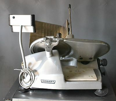 Used Hobart 2812PS Meat Cheese Deli Slicer, Excellent, Free Shipping!!!