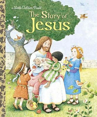 Lgb The Story Of Jesus by Books Golden - Hardback - NEW - Book