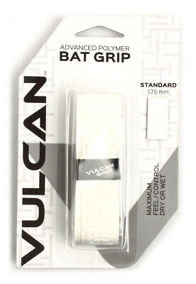 Vulcan V175-W Standard Bat Grip 1.750 mm White