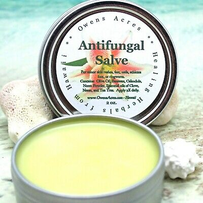 Antifungal Salve / Nail Fungus / Skin Rashes / Itchy Rashes / Ringworm