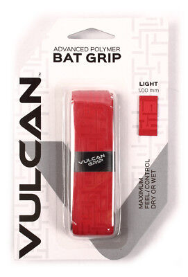 Vulcan V100-RED Light Bat Grip 1.000 mm Bright Red