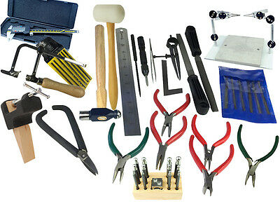 University Student Kit by us, Soldering, Files, Doming, Pliers. Saw etc. J1434