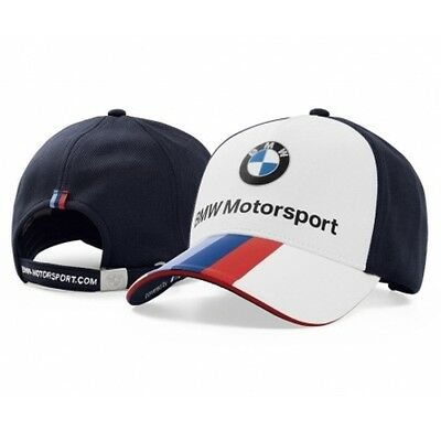 Original BMW Motorsport Fan Cap Basecap DTM 2017