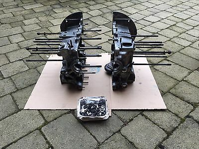 VW Splitscreen aircooled engine case H code