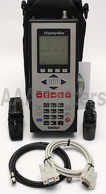 Sadelco DisplayMax 800 Signal Level CATV Meter 5 - 872 MHz